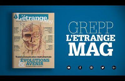 GREPP, L'ETRANGE MAG