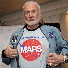 Message from Buzz Aldrin