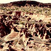 La cité éperdue - La minéralité expliquée aux cailloux