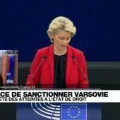 Pologne et UE : la Commission européenne menace de geler les aides allouées à Varsovie