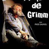 Le Soliloque de Grimm - Essaïon Théâtre