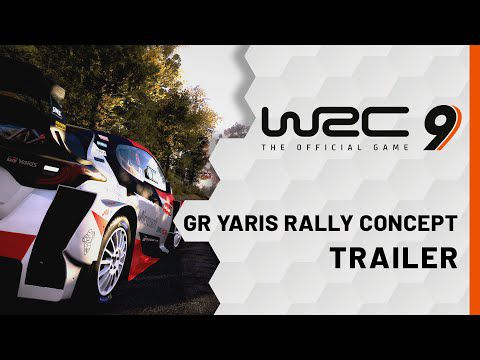 [ACTUALITE] WRC 9 - La Toyota GR Yaris dans les starting blocks