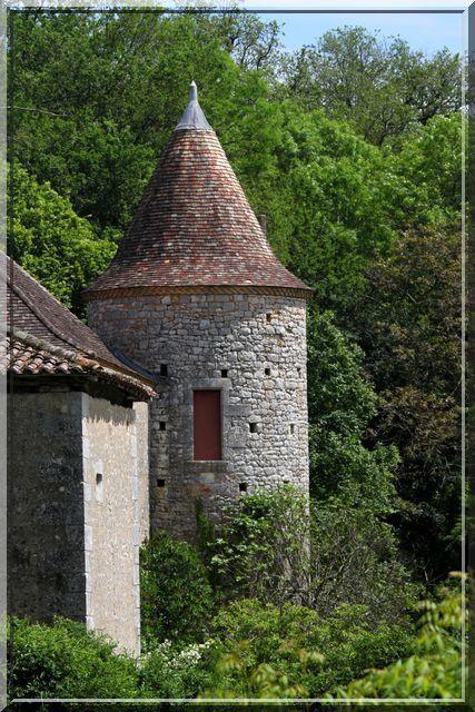 Diaporama château de Rancogne