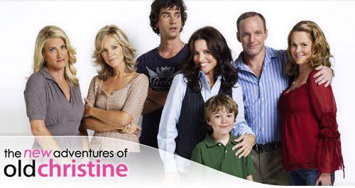 La sitcom Old Christine arrive sur Canal+.