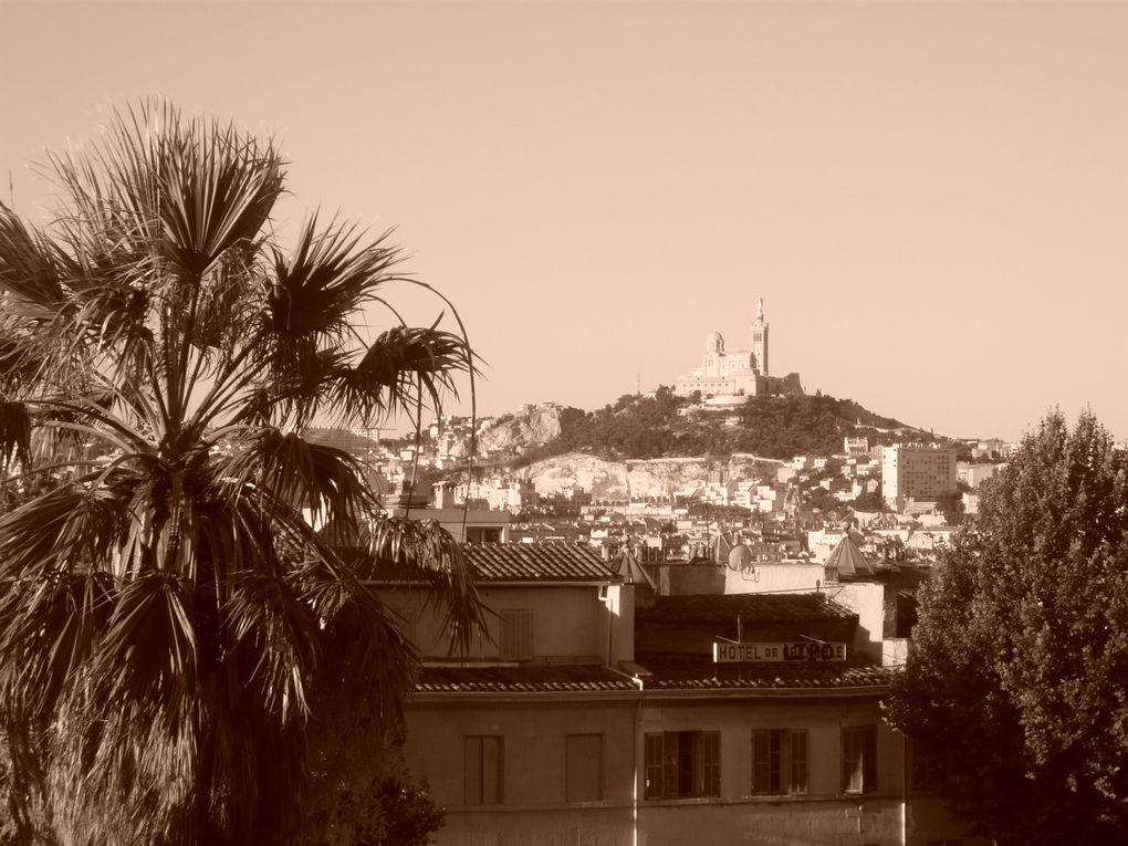 Album - Marseille (juillet-août 2009)