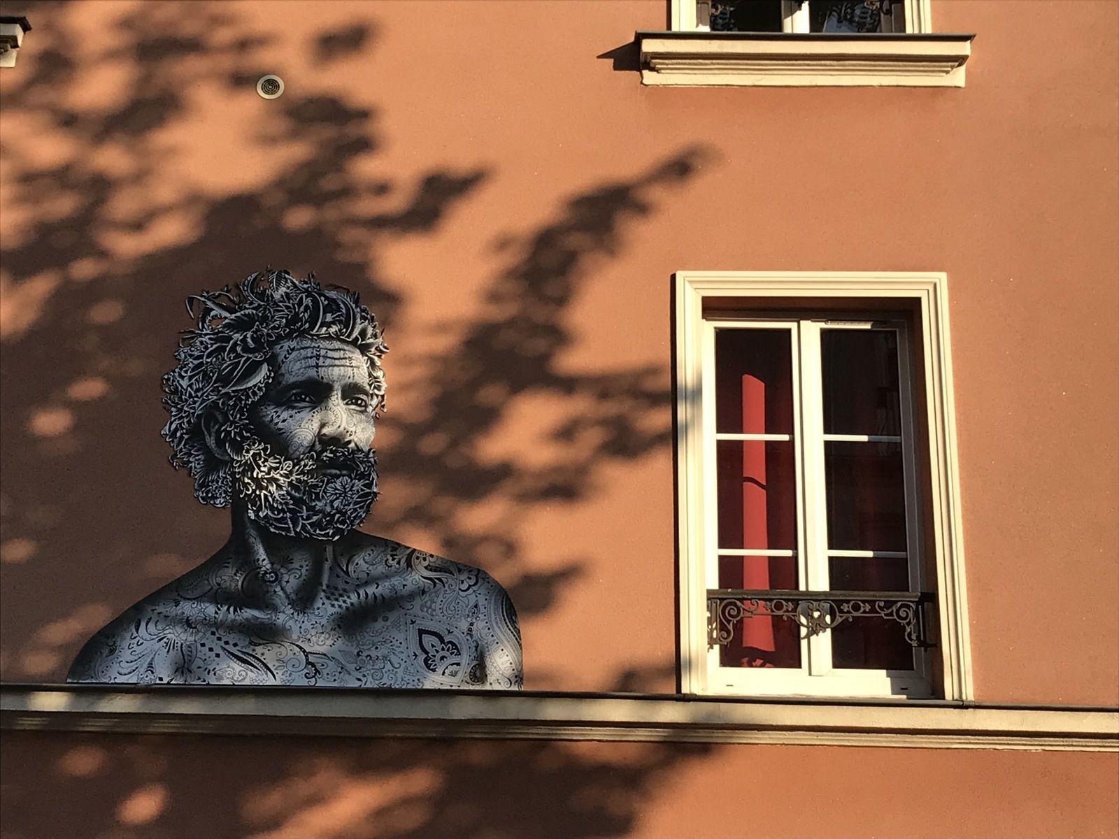 Street art @ butte aux cailles