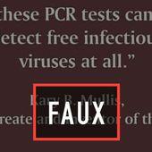 Non, l'inventeur du test PCR n'a pas dit que sa méthode était inefficace pour détecter les virus