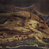 William Blake - Satan et Dieu - LANKAART