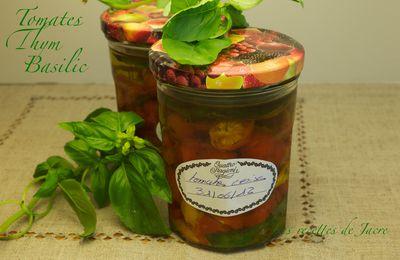 tomates cerises confites à l'huile d'olive # 2