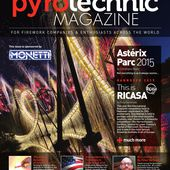 Pyrotechnic Magazine issue #5 - August 2015