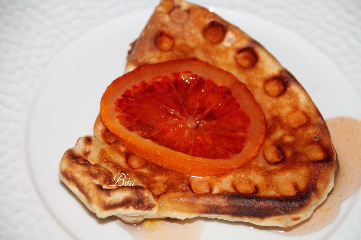 Les oranges sanguines