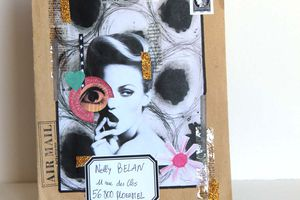Ribambelle de cartes et Mail-Art
