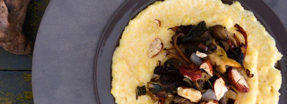 3 idées...de polenta crémeuse