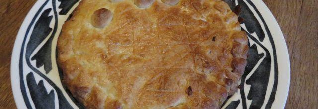 La couve crestoise...une recette de Pâques