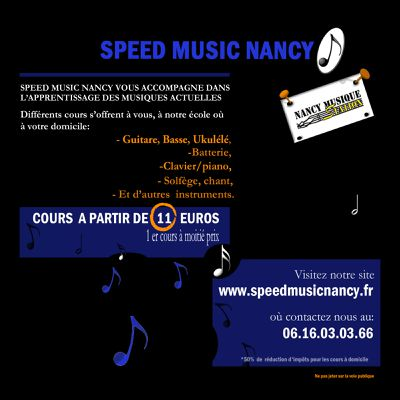 speed music