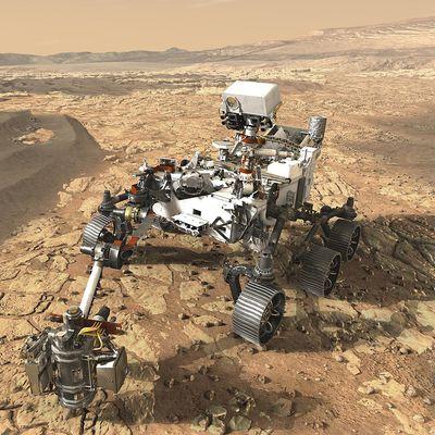 Rendez-vous sur Mars !