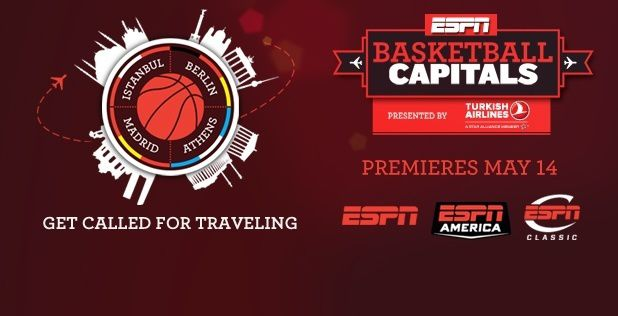 Basketball Capitals' premieres in London!