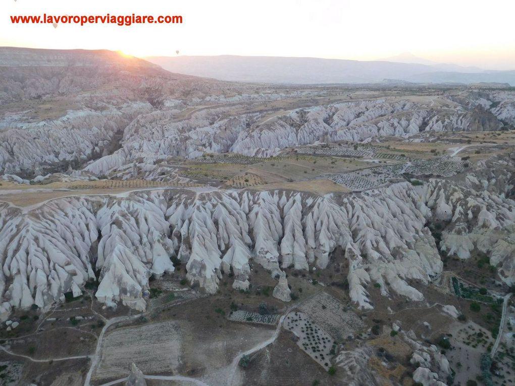 Volo in mongolfiera in Cappadocia Goreme