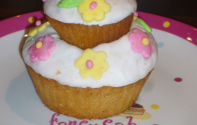 The 3rd cupcake's day : cupcake 3 étages spéculos