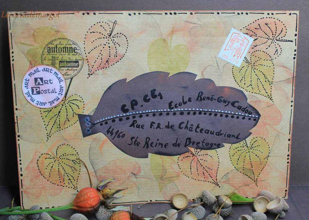 Projet Mail Art Grandris
