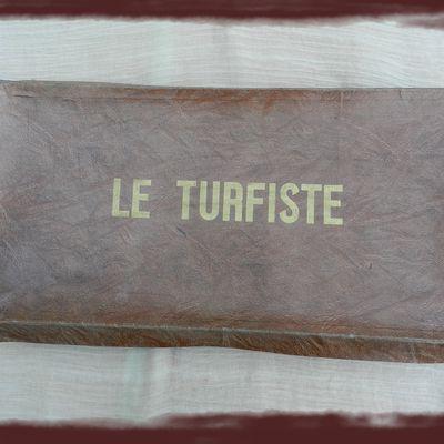 JEU LE TURFISTE 1940's-50's VINTAGE