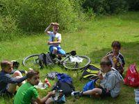CE2-CM1 Sortie vélo