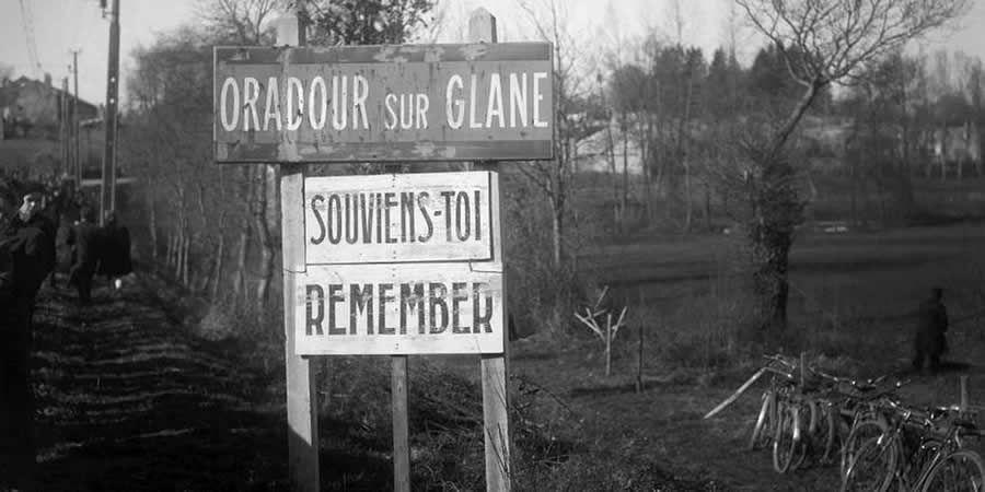 Il y a 77 ans, les SS massacraient les habitants d'Oradour-sur-Glane