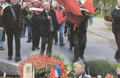 Commémoration Damien Magnaval