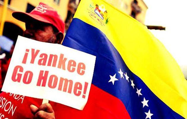 Offensive impérialiste contre le Venezuela. Le PC Vénézuelien dénonce : « non aux sanctions américaines, soutenues par l'UE »
