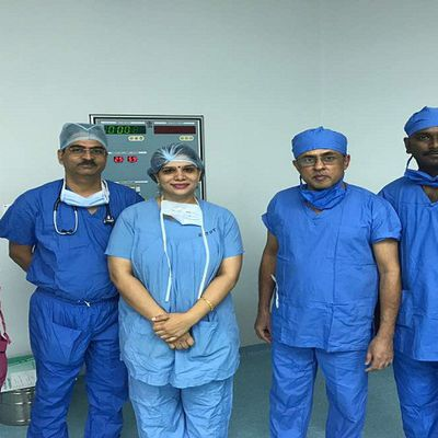 Cochlear Implant Doctor in India | Dr. Neeraj Suri