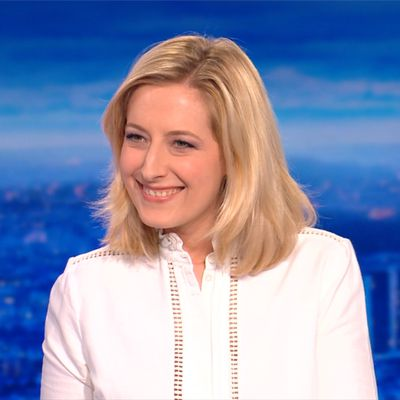 Alexia Mayer Le 20H TF1 le 01.03.2021