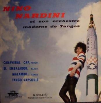 Nino Nardini, plus qu'un musicien de cirque, un innovateur musical