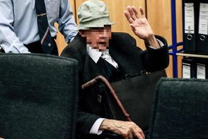 Ex-Nazi concentration camp guard Johann Rehbogen, 94, goes on trial in Germany