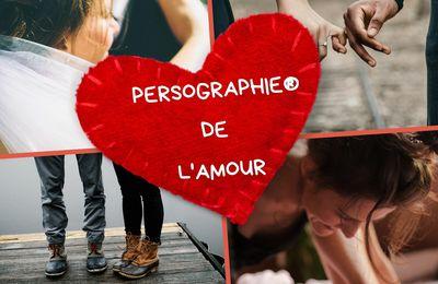 PACK PERSOGRAPHIE®  + PERSOGRAPHIE®  DE L'AMOUR