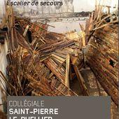 - EXPOSITION SAMBRE à la  Collégiale Saint-Pierre-le-Puellier, - VIVRE AUTREMENT VOS LOISIRS avec Clodelle