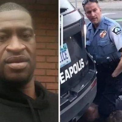 Mediatop1 - Monde.         USA : George Floyd, un Noir américain tué de sang froid par un flic tueur raciste.   Voici l'exécution en direct par des flics Blancs d'un Africain-américain à Minneapolis (Minnesota).