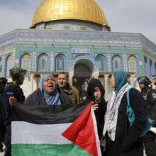Les Palestiniens utilisent Jérusalem comme prétexte au Terrorisme