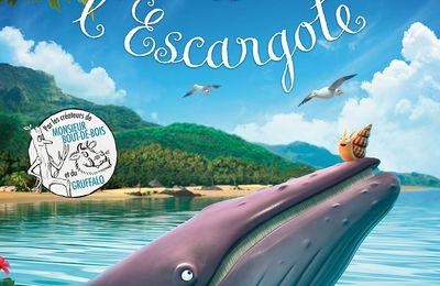 La Baleine et l'Escargote, l'album , le film et ses fiches pédagogiques, pour les cycles 1 et 2