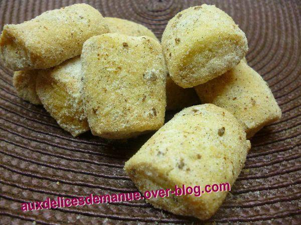 Petits biscuits vanille (Kipferl de Sébastien du livre de C Felder)