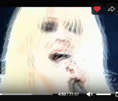The Pretty Reckless - London Live 2010