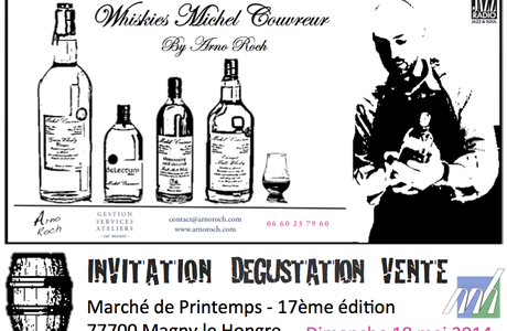 INVITATION DEGUSTATION VENTE