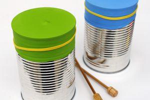 DIY : Recyclage boites de conserve