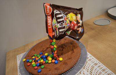Mon premier Gravity Cake