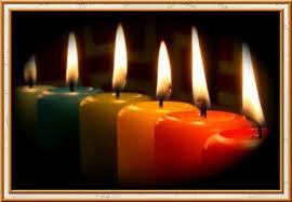 Pouquoi utiliser des bougies de couleurs