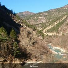 Vallée de la Roanne, Saint Benoit en Diois