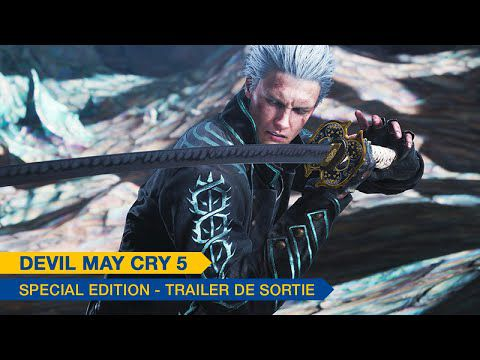 [TEST] DEVIL MAY CRY 5 SPECIAL EDITION PS5 :