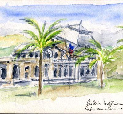 Voyage en Haïti .... Port au Prince