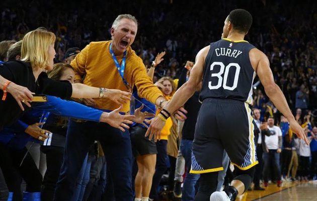 Golden State peut remercier Stephen Curry