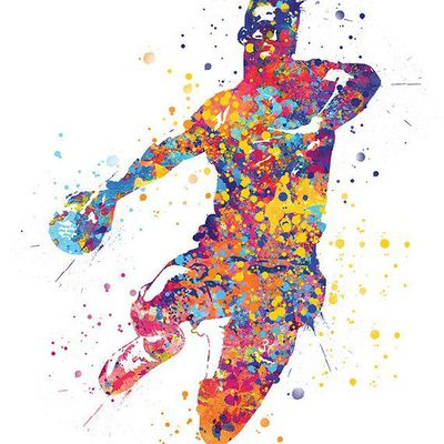 Reprise des sports collectifs : entraînement de Handball et multi-activités.