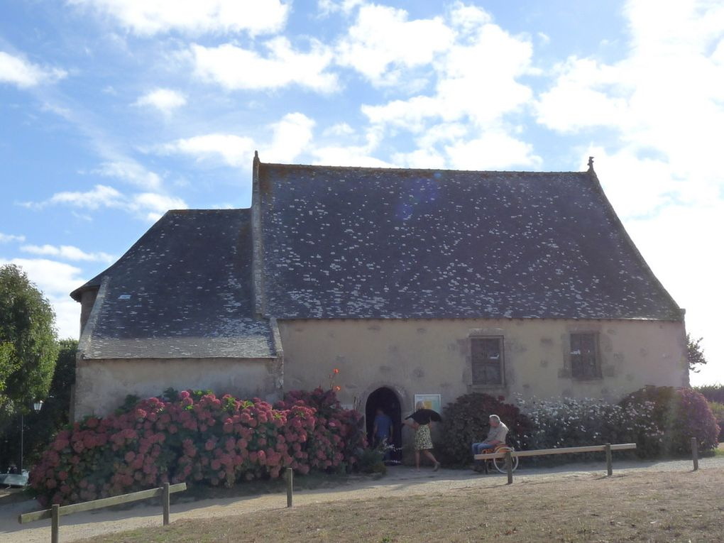 BELZ , le village de Saint Cado